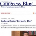 Congress blog